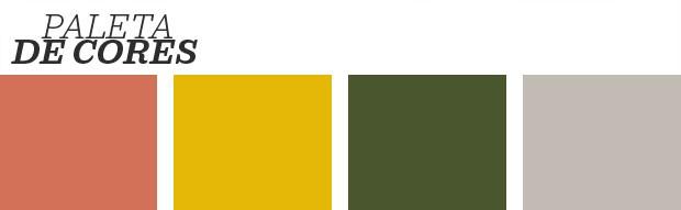 Décor do dia: Hall de entrada colorido (Foto: Reprodução)