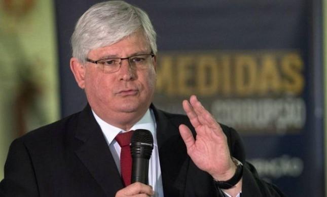 Rodrigo Janot, procurador-Geral da República (Foto: Jorge William / Agência O Globo)