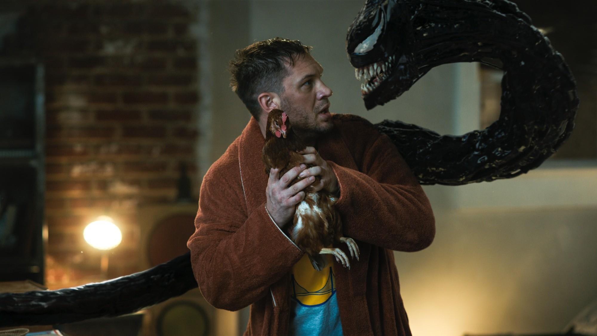 'Venom - Tempo de Carnificina' segue na liderança da bilheteria nacional e fatura R$ 10,2 milhões