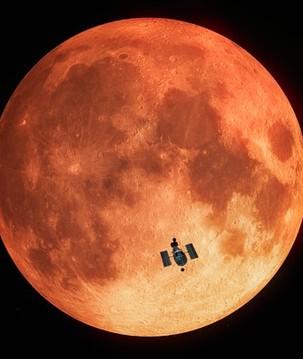 Eclipse lunar é observado pelo telescópio Hubble com precisão inédita