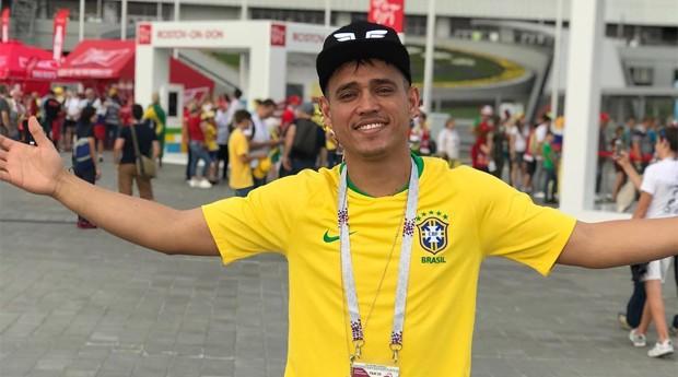 """Nariko: """"parça"""" de Neymar na Copa do Mundo (Foto: Reprodução)"""