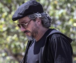 Alexandre Nero, o José Alfredo de 'Império'   Inácio Moraes/TV Globo