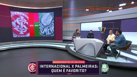 'Favoritômetro' da Copa do Brasil: Quem se classifica hoje? Veja os palpites no Seleção SporTV
