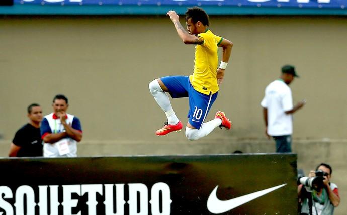 [COPA 2014]Atalho para o hexa, Neymar ignora pressão e é comparado a Messi e CR7