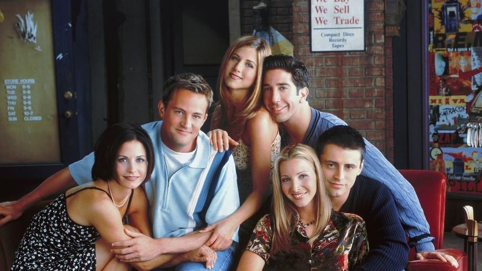 Quem é você em 'Friends' — Foto: Divulgação