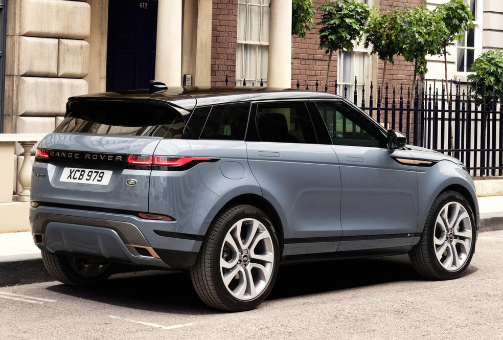 Land Rover Range Rover Evoque — Foto: Divulgação/Land Rover