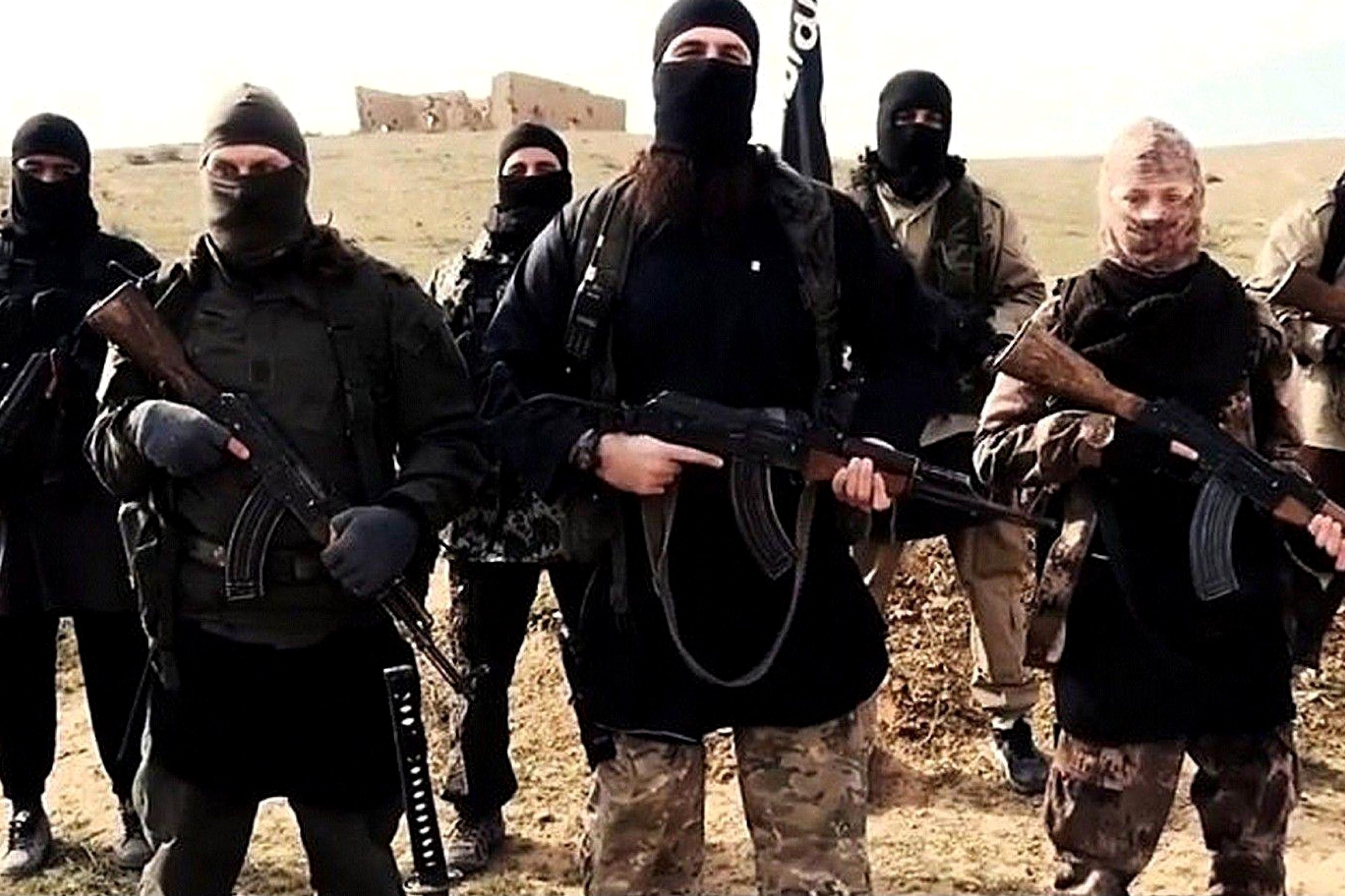 Resultado de imagem para Estado Islâmico