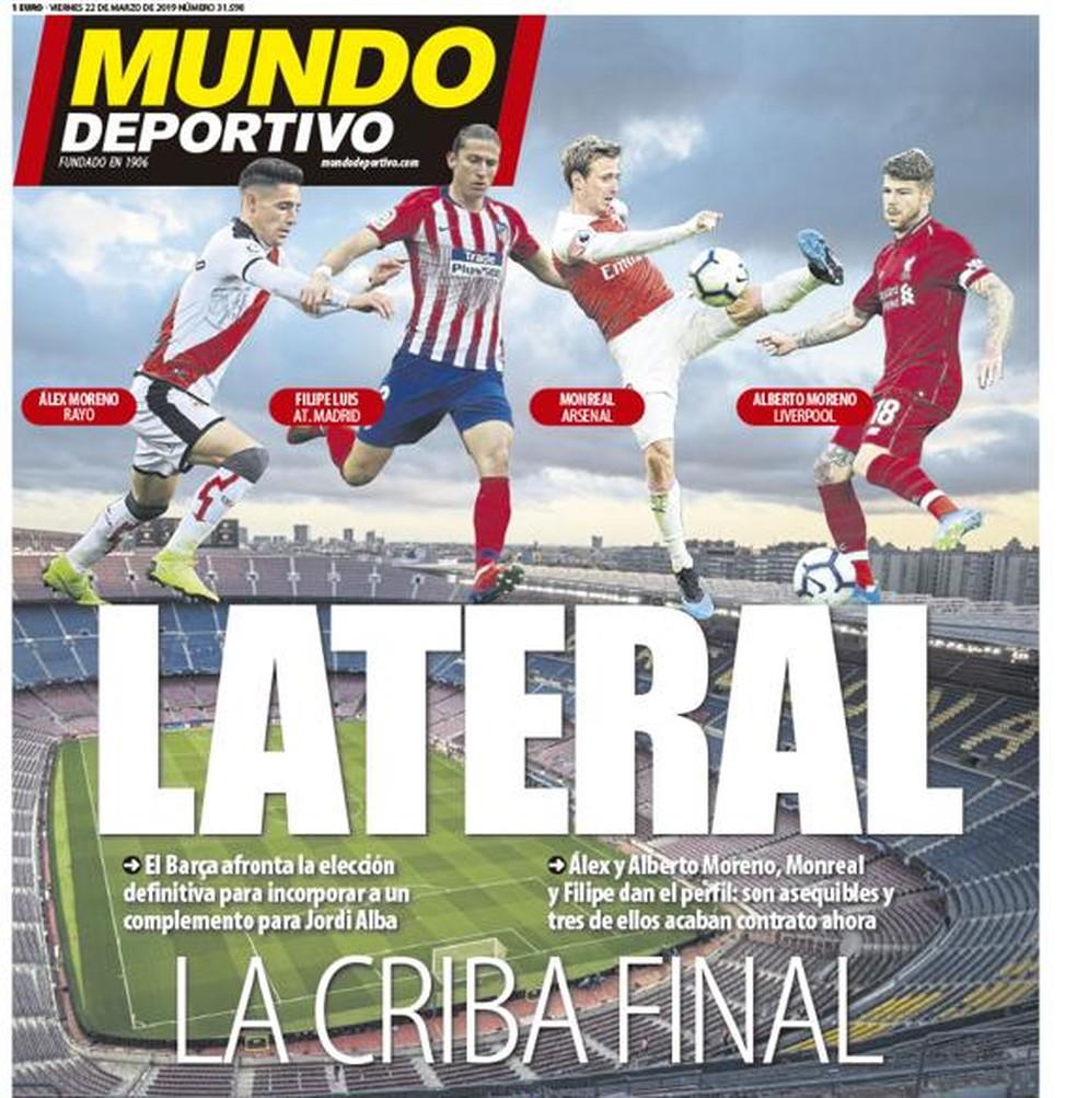 Com contrato próximo do fim, Filipe Luís vem sendo especulado até no Barcelona — Foto: Divulgação