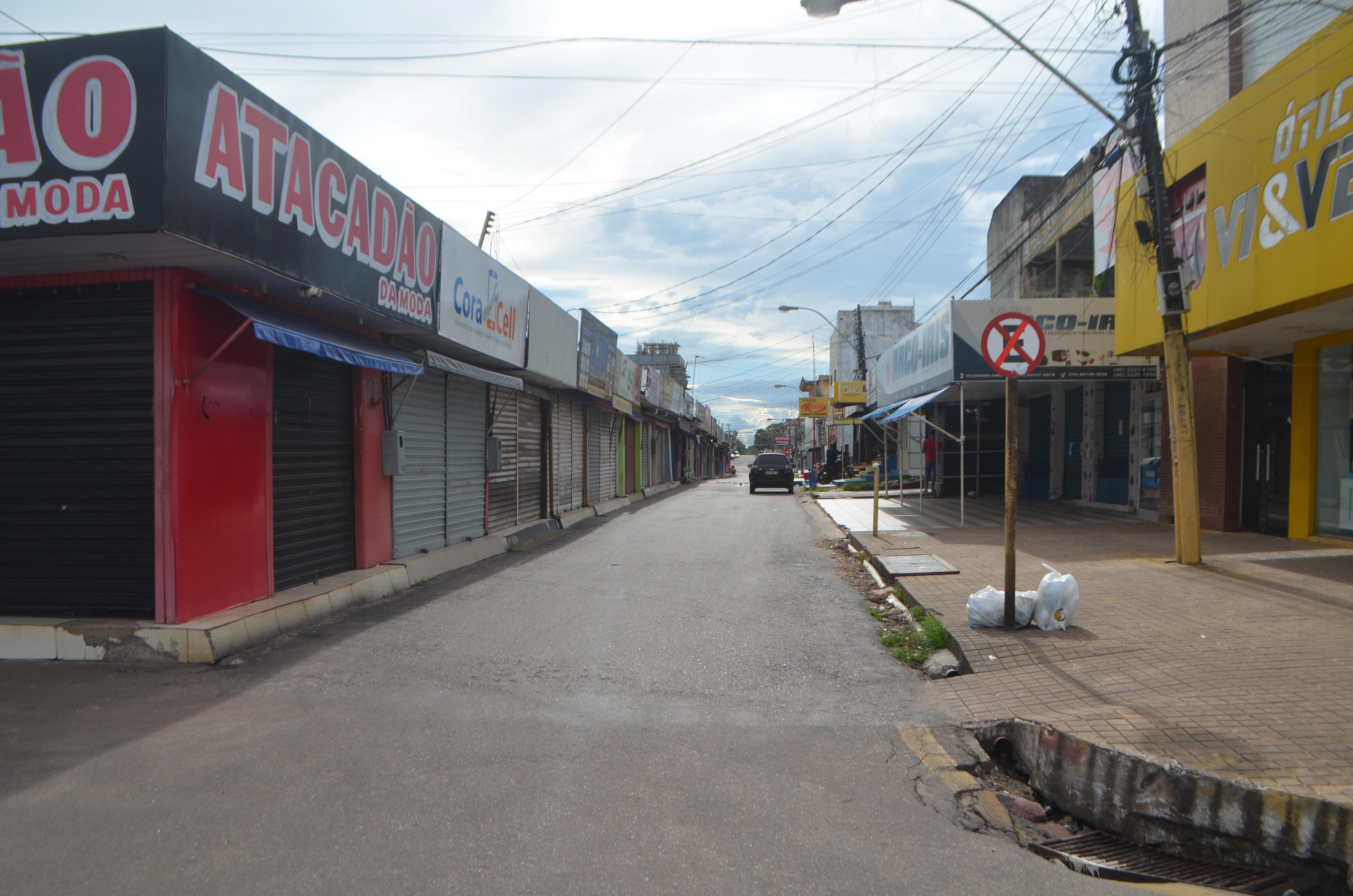 Após fim do 'lockdown', medidas de isolamento são prorrogadas por 10 dias no Amapá