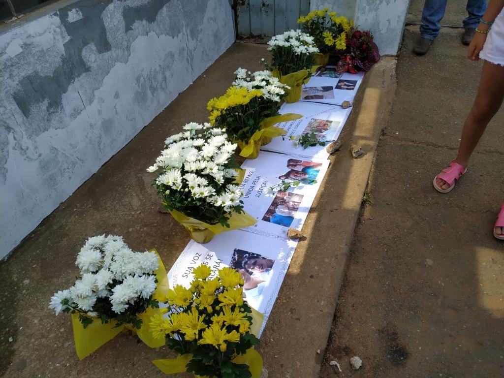 Cássio Remis, candidato a vereador morto em Patrocínio, recebe homenagem após missa de sétimo dia
