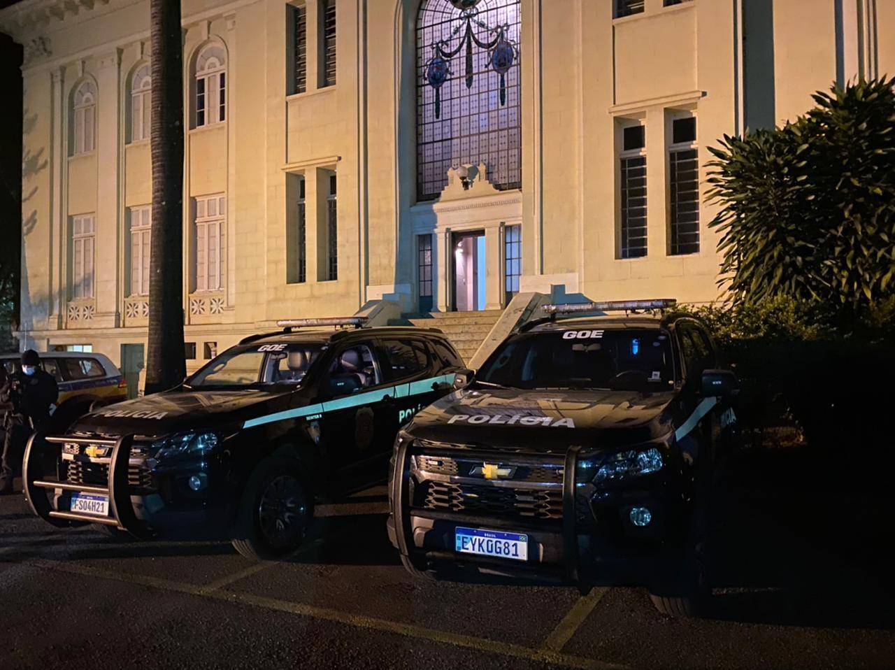 Operação 'Nêmesis': mandados são cumpridos no Triângulo e Alto Paranaíba contra grupo criminoso responsável por desvio de cargas avaliadas em R$ 100 milhões
