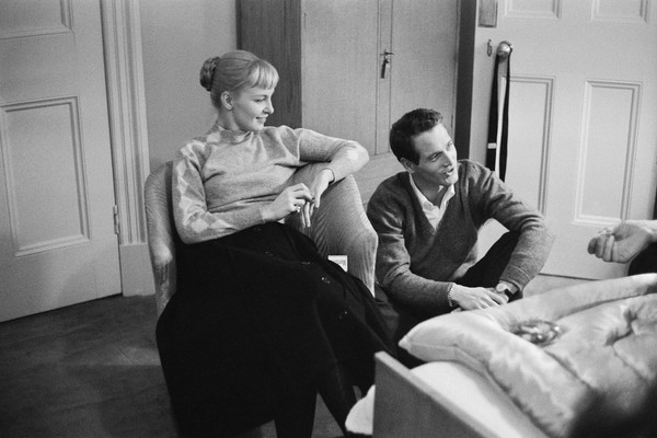 Joanne Woodward e Paul Newman (Foto: Getty Images)