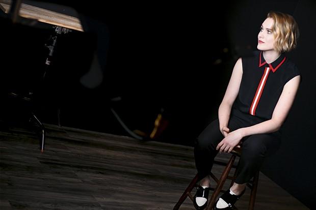 A atriz rompeu o silêncio para ajudar as vítimas  de abuso sexual (Foto: Getty Images)