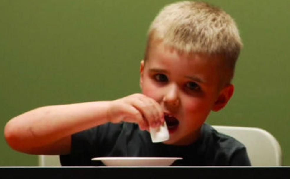 Teste do Marshmallow — Foto: Reprodução