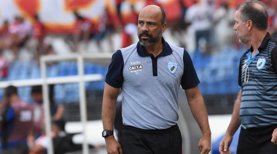 ABC oficializa Sérgio Soares como novo técnico; apresentação é nesta quinta
