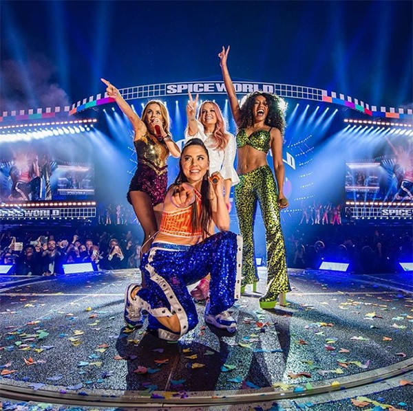 Spice Girls (Foto: Instagram)