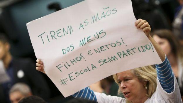 Para Cortella, além de desnecessário, projeto do Escola Sem Partido é inadequado (Foto: MARCELO CAMARGO/AGÊNCIA BRASIL)