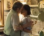 Cássio Gabus Mendes escolhe o primeiro beijo de Afonso e Lola: 'Pelo movimento, pela marcação... Os dois saem do beijo com uma trapalhada... Tem um desenho muito bacana ' | TV Globo