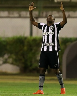 Sassá Botafogo (Foto: Vitor Silva / SSpress / Botafogo)