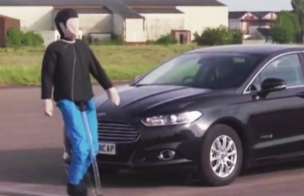 Euro NCap testará frenagem automática para pedestres (Foto: Divulgação)