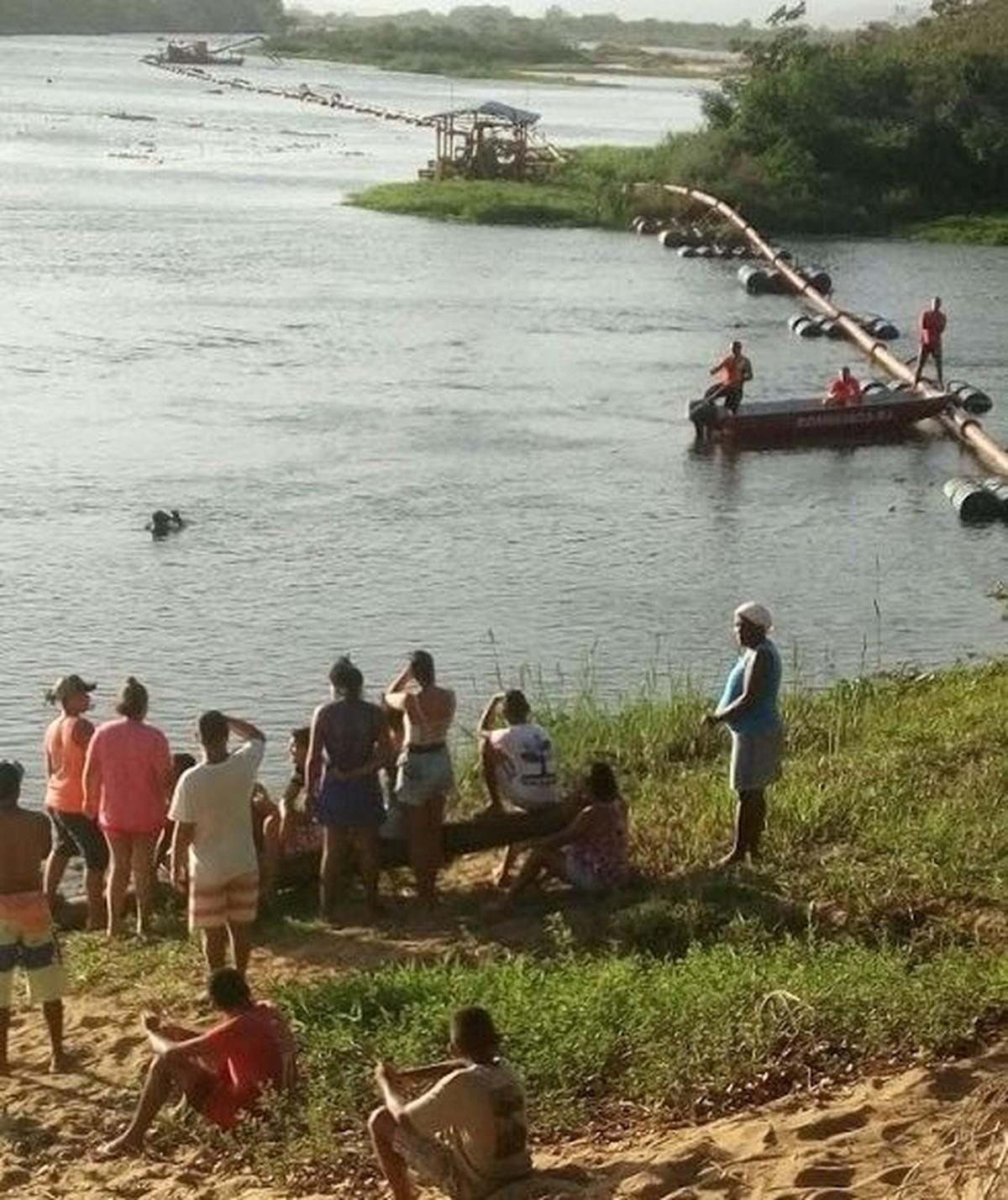 Adolescente morre ao se afogar no Rio Paraíba do Sul, em Campos, no RJ