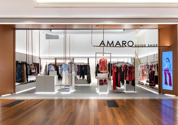 Amaro abre Guide Shop no MorumbiShopping (Foto: Divulgação)