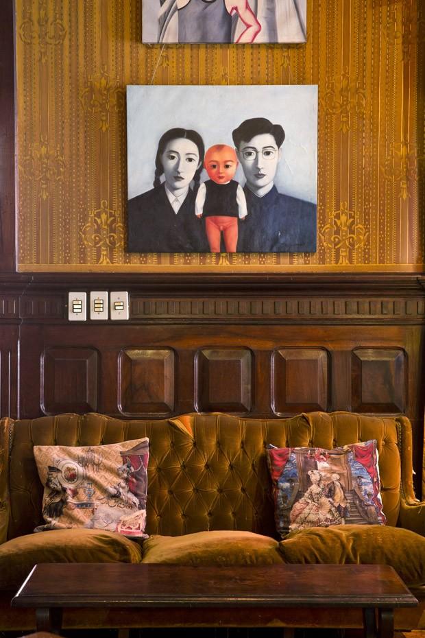 Casa Vogue Ama bares dos sonhos (Foto: Filippo Bamberghi)
