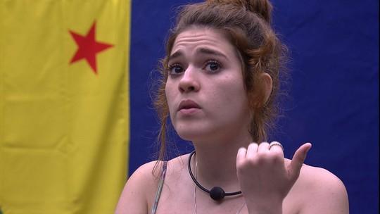 Gleici e Ana Clara definem voto caso Diego seja imunizado por Caruso