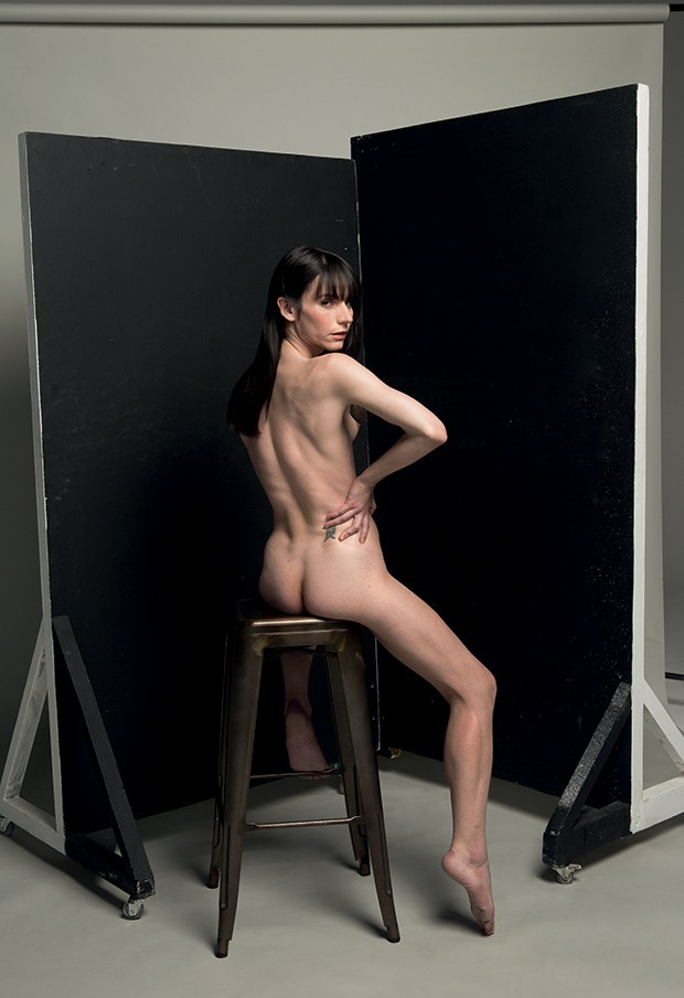 Uni Correa - 29 anos produtora e transexual (Foto: Coletivo Amapoa)