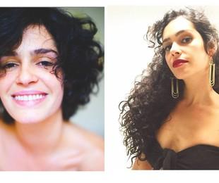 Maria Flor aderiu a um aplique para a caracterização de Stephany, sua personagem em 'Um lugar ao sol' | Reprodução