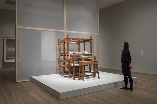 Anni Albers Press View, Tate Modern, 24.10.2018 (Foto: ©Tate (Matt Greenwood) 2018)