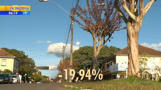 Nove cidades gaúchas terão redução de quase 20% na conta de luz a partir de segunda-feira