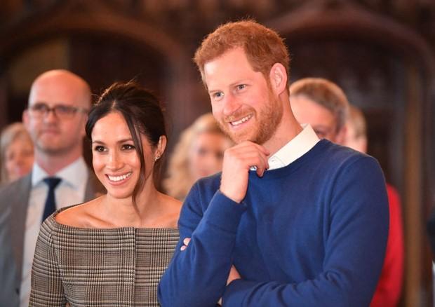 Príncipe Harry e Meghan Markle se casarão em maio (Foto: Getty Images)