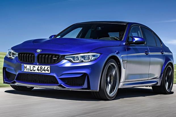 BMW M3 CS 2018 (Foto: Divulgação)