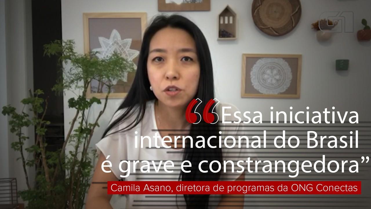 Diretora de ONG fala sobre assinatura de declaração internacional contra o aborto