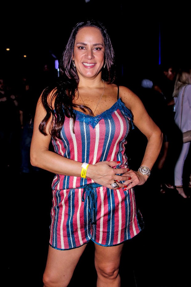 Silvia Abravanel (Foto: Thiago Duran/AgNews )