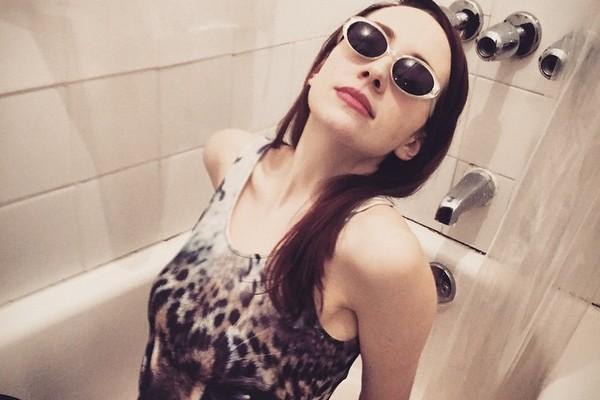 A modelo Avril Nolan (Foto: Instagram)