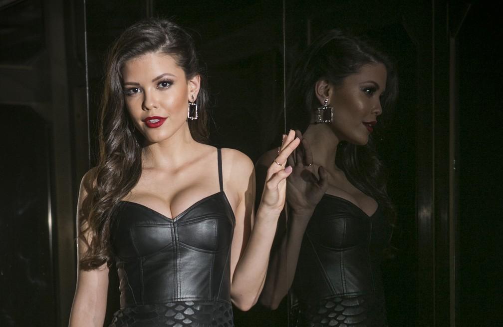 Vitória viverá Maria Vitória, protagonista da próxima novela das 6 (Foto: Raphael Dias/Gshow)