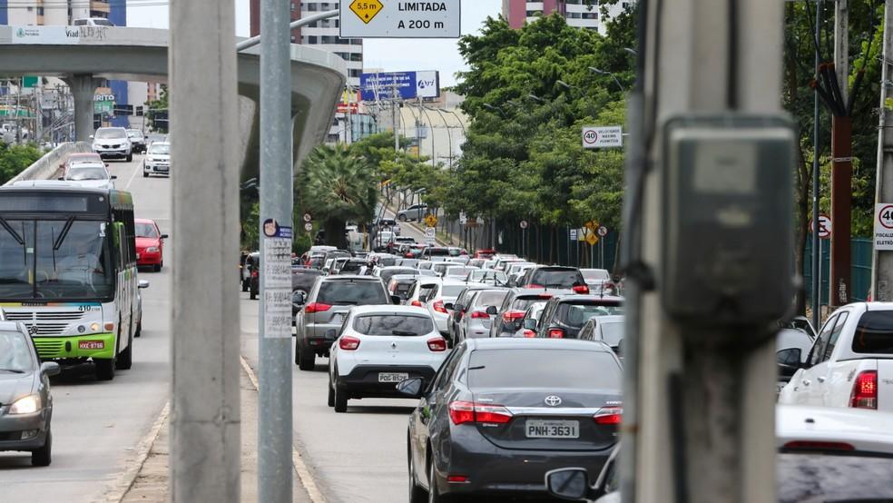 IPVA no Ceará terá redução média de 4,29% em 2020 — Foto: Saulo Roberto/SVM