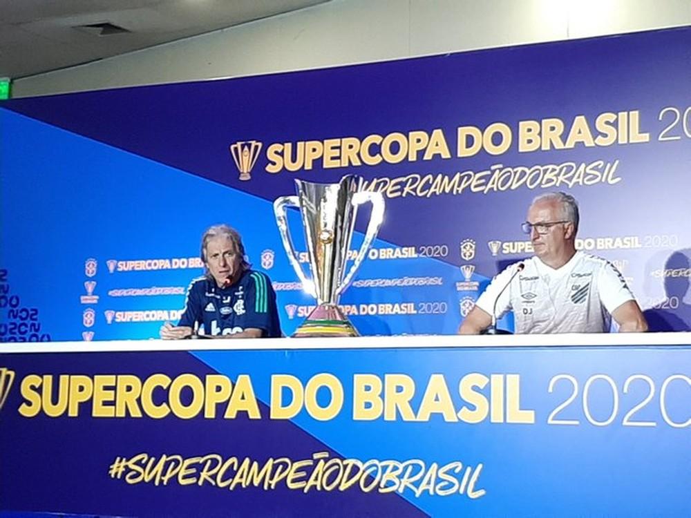 Jesus promete Flamengo forte por mais um título: Vamos estar melhores do que contra o Flu