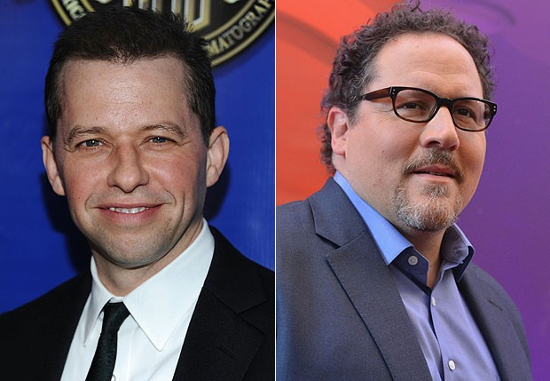 Jon Cryer e Jon Favreau (Foto: Getty Images)