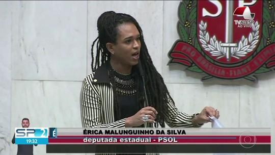 Deputada do PSL pede investigação de colega