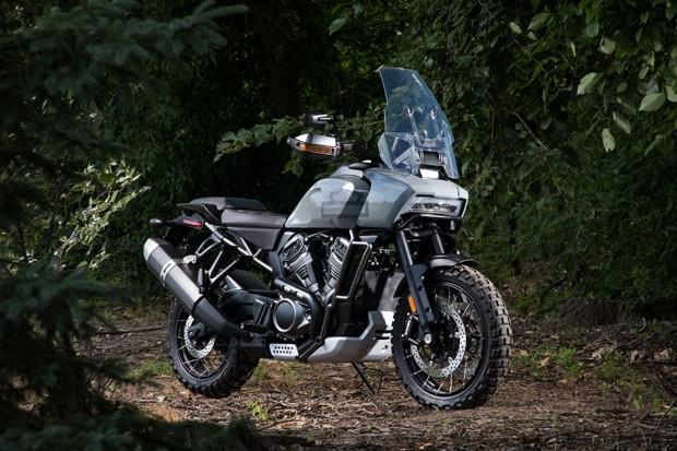 Harley-Davidson Pan America 1250 (Foto: divulgação)