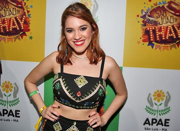 Ana Clara Lima (Foto: Denilson Santos e Dilson Silva/AgNews)