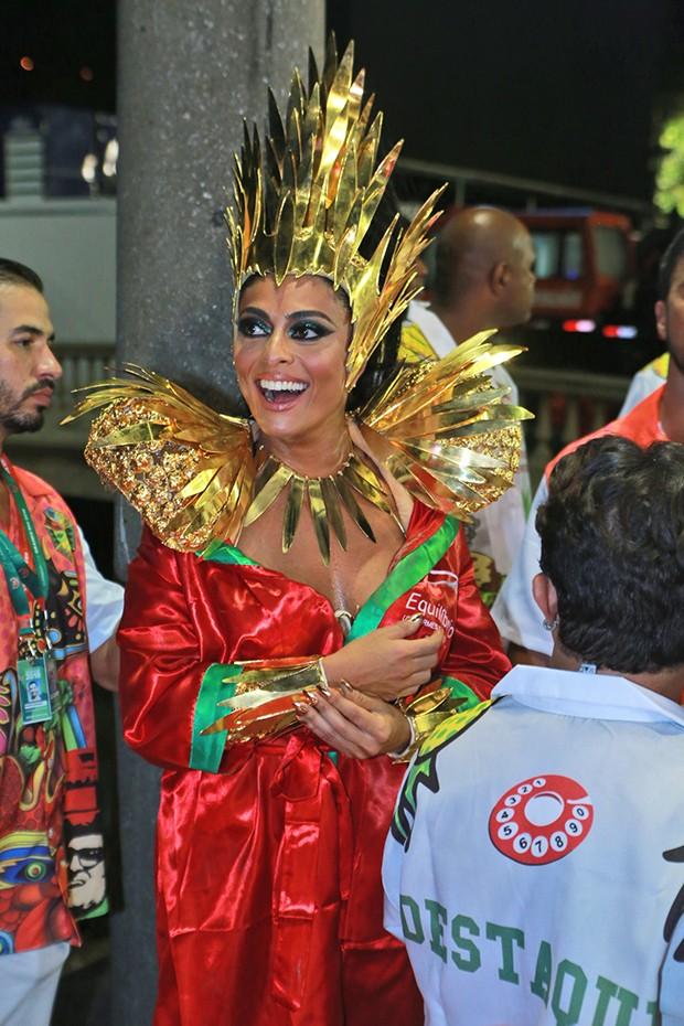Juliana Paes (Foto: Dilson Silva/ AgNews)