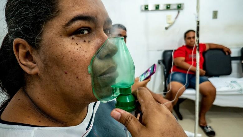 saude-poluição-crianças-inalação-hospital-internação-cuiabá (Foto: Diogo Diógenes/Ed.Globo)