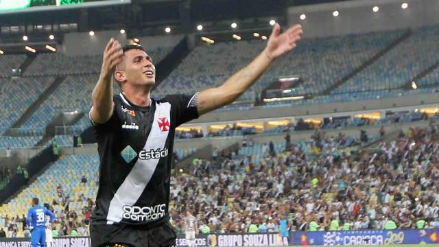 Danilo Barcelos fez o gol do título do Vasco