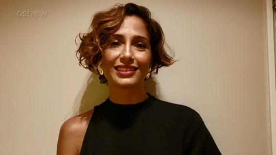 Camila Pitanga fala do desafio de viver vilã em série: 'Pensa radicalmente diferente de mim'