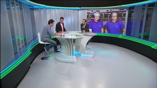 """Comentarista, sobre fase de Gabigol: """"melhor camisa 9 do futebol brasileiro"""""""