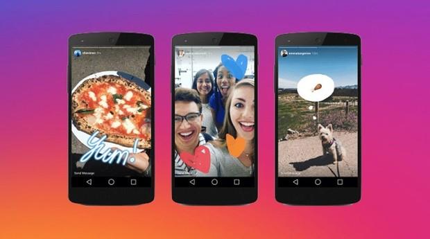 Estatísticas do Instagram Stories confirmam a importância e o interesse da ferramenta (Foto: Divulgação)